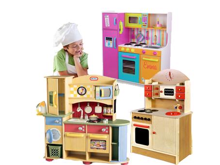 Obrázok na kategórii Kuchynky, supermarkety a dielničky