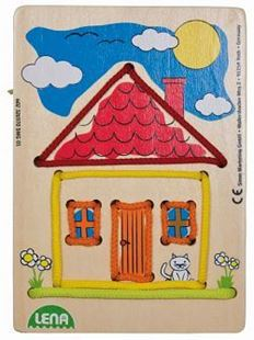 Obrázok Navliekacie obrázok - dom