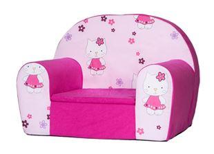 Obrázok Detské kresielko Hello Kitty