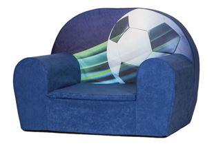 Obrázok Detské kresielko Futbalová lopta