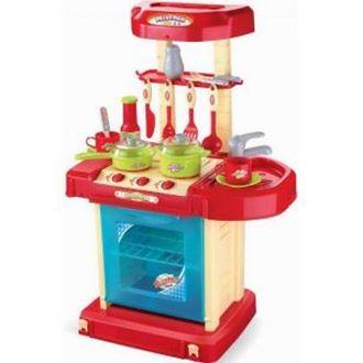 Obrázok z Detská kuchynka v kufríku malá