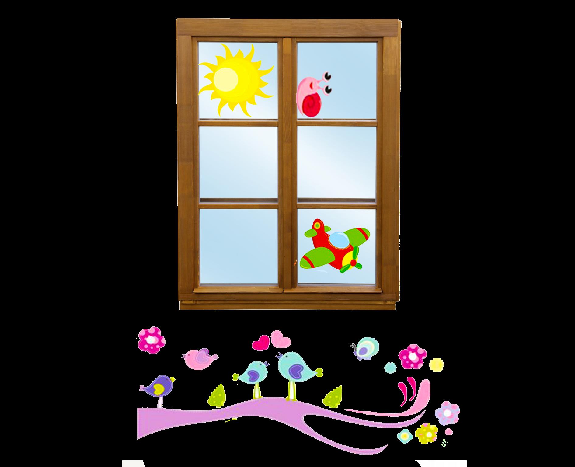 Obrázok na kategórii Dekorácie na okná a stenu