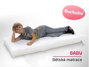 Obrázok Detský matrac BABY - 160x70