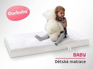 Obrázok Detský matrac BABY - 130x70
