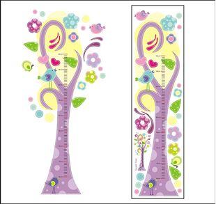 Obrázok Mierka vzrastu Sweet tree