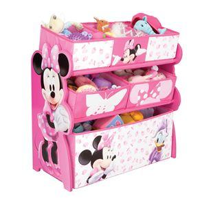 Obrázok Organizér na hračky Minnie Mouse myška