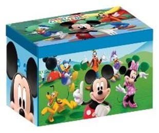 Obrázok Detská látková truhla Mickey