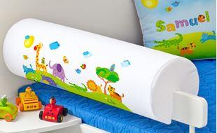 Obrázok Chránič na posteľ - Zvieratká Safari