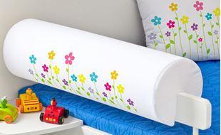 Obrázok Chránič na posteľ - Malé kvetinky