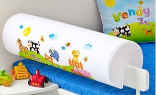 Obrázok Chránič na posteľ - Farma