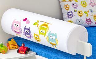 Obrázok Chránič na posteľ - sovička 608