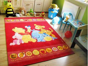 Obrázok Detský koberec Medvedík Pú BABY 402