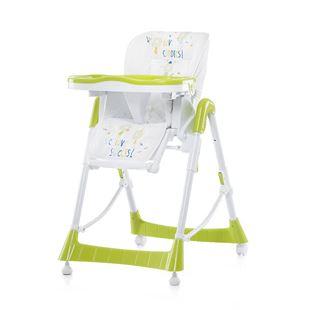 Obrázok Detská jedálenská stolička Comfort Plus - Limetka