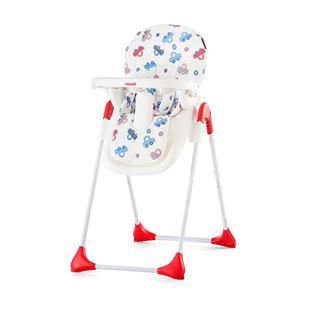 Obrázok Detská jedálenská stolička Mickey - Cars
