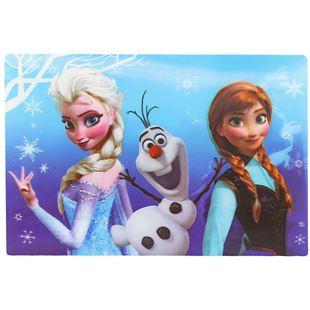 Obrázok Podložka Ľadové kráľovstvo 3D - Anna, Elsa a Olaf