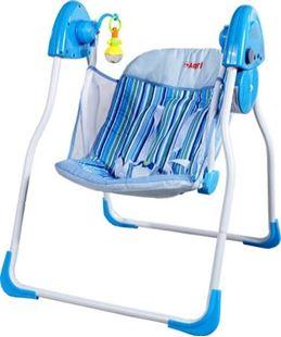 Obrázok Detská hojdačka - modrá