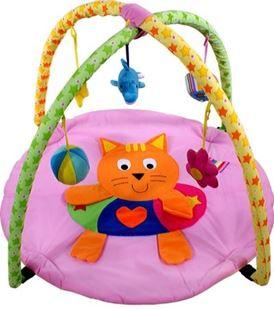 Obrázok Hracia deka - mačička