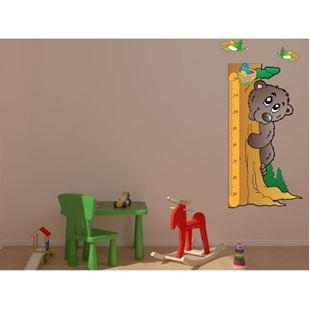 Obrázok Meter na stenu - Medveď