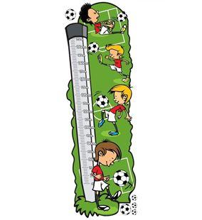Obrázok Meter na stenu - Futbal
