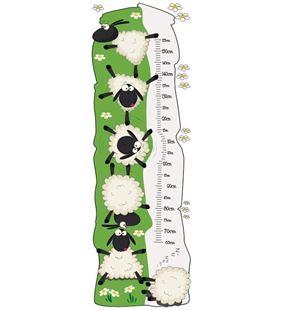 Obrázok Meter na stenu - Ovečky