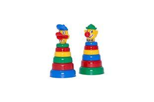 Obrázok Detská pyramída Káčer / Klaun