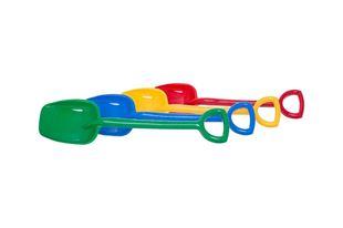 Obrázok Detská plastová lopatka - veľká