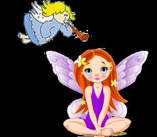 Obrázok na kategórii Anjelici a víly