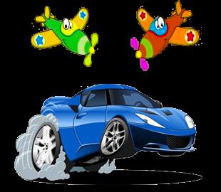 Obrázok na kategórii Dopravné prostriedky