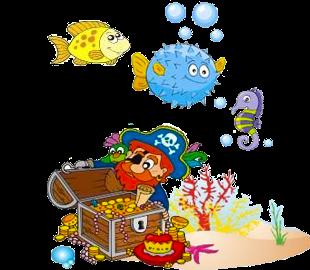 Obrázok na kategórii Morský svet