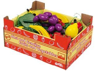 Obrázok Krabica s ovocím