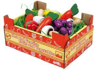 Obrázok Krabica so zeleninou