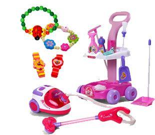 Obrázok na kategórii Hračky pre dievčatá