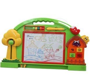 Obrázok Farebná kresliaca tabuľka - zelená