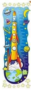 Obrázok Meter na stenu - Vesmír