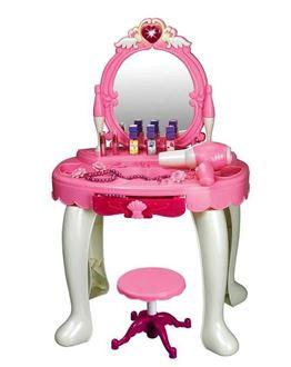 Obrázok z Toaletný stolík pre dievčatká