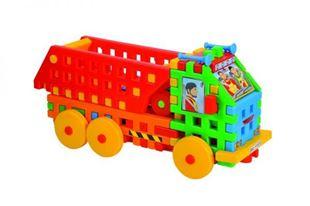 Obrázok Skladačka - Vyklápací voz