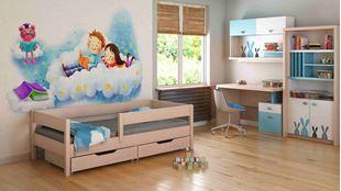 Obrázok Detská posteľ - MIX - 180x80cm