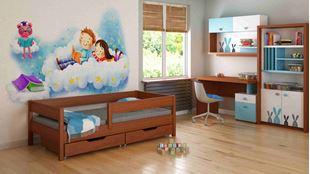 Obrázok Detská posteľ - MIX - 200x90cm