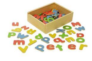 Obrázok Magnetická abeceda