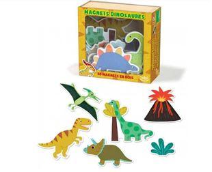 Obrázok Drevené magnetky Dinosaury - 20ks