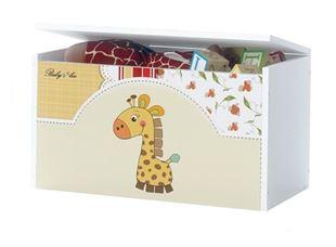 Obrázok Truhla na hračky - Žirafa III.