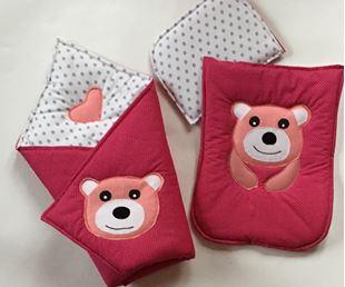 Obrázok Súpravička pre bábiku - Medvedík