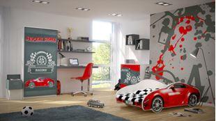 Obrázok Detská posteľ - AUTO