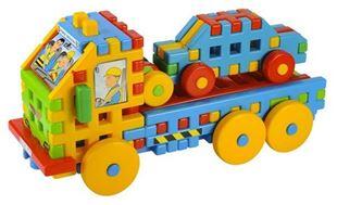 Obrázok Skladačka - Odťahový voz