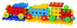 Obrázok Skladačka - Vlak