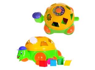 Obrázok Vkladacie edukačná hračka - Korytnačka