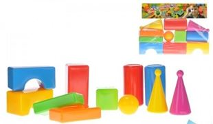 Obrázok Plastové kocky - 11 kusov