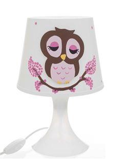 Obrázok Detská lampička - sovička