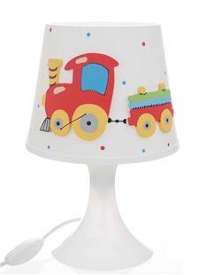 Obrázok Detská lampička - Rôzne motívy pre chlapcov