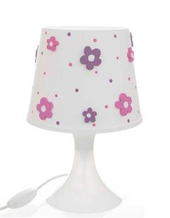 Obrázok Detská lampička - Rôzne motívy pre dievčatá